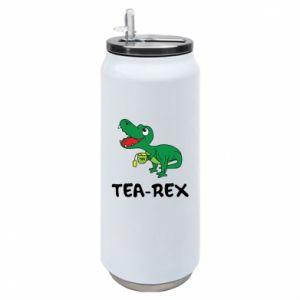 Puszka termiczna Mały dinozaur z herbatą