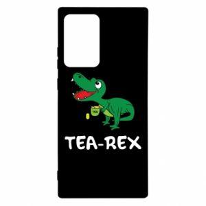 Etui na Samsung Note 20 Ultra Mały dinozaur z herbatą