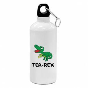 Bidon turystyczny Mały dinozaur z herbatą