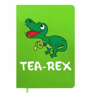 Notes Mały dinozaur z herbatą