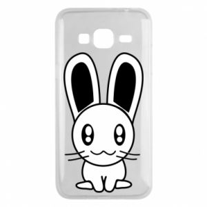 Phone case for Samsung J3 2016 Little Bunny