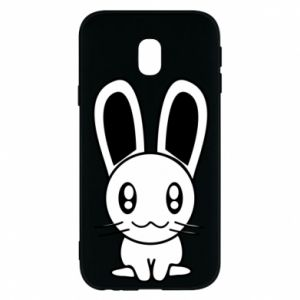 Phone case for Samsung J3 2017 Little Bunny