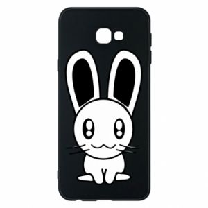 Phone case for Samsung J4 Plus 2018 Little Bunny