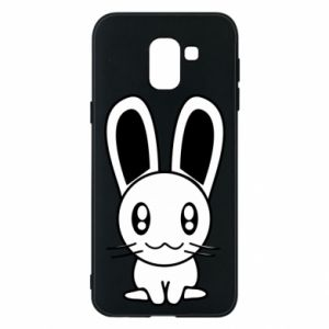 Phone case for Samsung J6 Little Bunny