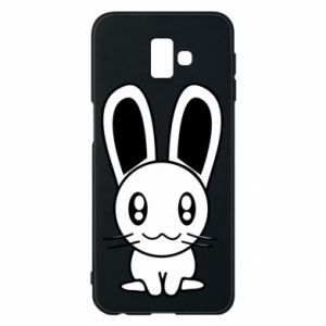 Phone case for Samsung J6 Plus 2018 Little Bunny