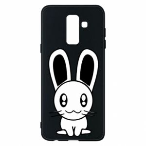 Phone case for Samsung A6+ 2018 Little Bunny