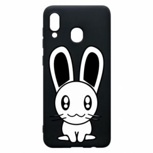 Phone case for Samsung A20 Little Bunny