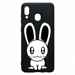Phone case for Samsung A30 Little Bunny
