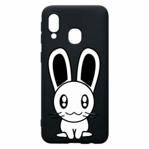 Phone case for Samsung A40 Little Bunny