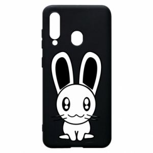 Phone case for Samsung A60 Little Bunny