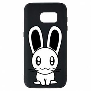 Phone case for Samsung S7 Little Bunny