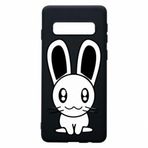 Phone case for Samsung S10 Little Bunny