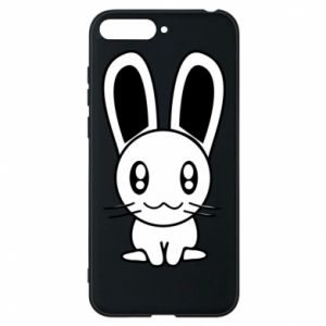 Phone case for Huawei Y6 2018 Little Bunny