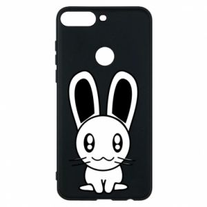 Phone case for Huawei Y7 Prime 2018 Little Bunny
