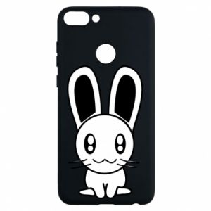 Phone case for Huawei P Smart Little Bunny