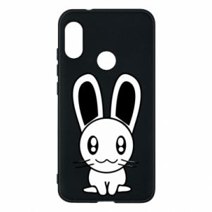 Phone case for Mi A2 Lite Little Bunny