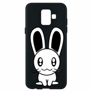 Phone case for Samsung A6 2018 Little Bunny