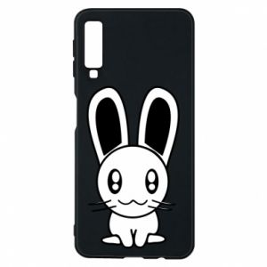 Phone case for Samsung A7 2018 Little Bunny