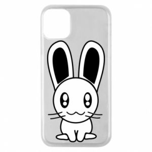 Phone case for iPhone 11 Pro Little Bunny