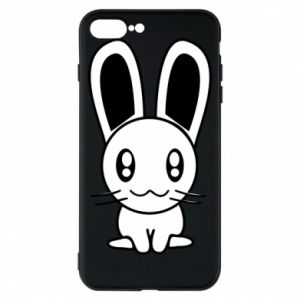 Phone case for iPhone 8 Plus Little Bunny