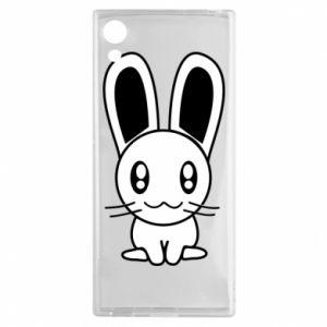 Sony Xperia XA1 Case Little Bunny