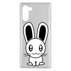 Samsung Note 10 Case Little Bunny
