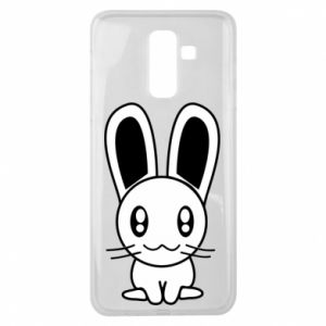 Samsung J8 2018 Case Little Bunny