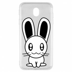Samsung J7 2017 Case Little Bunny