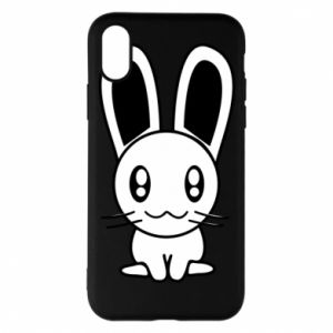 Phone case for iPhone X/Xs Little Bunny