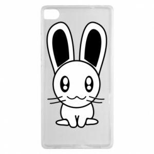 Huawei P8 Case Little Bunny