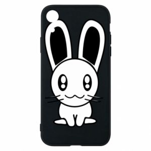 Phone case for iPhone XR Little Bunny