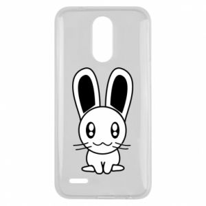 Lg K10 2017 Case Little Bunny