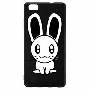 Huawei P8 Lite Case Little Bunny