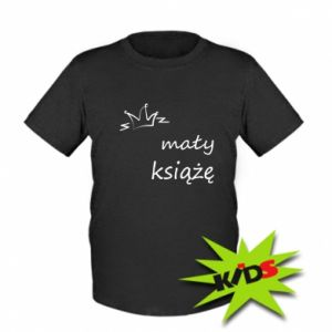 Kids T-shirt Little prince