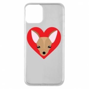 Phone case for iPhone 11 A little dog