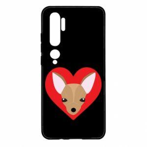 Etui na Xiaomi Mi Note 10 Mały pies
