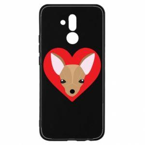 Etui na Huawei Mate 20 Lite Mały pies