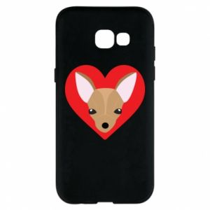 Phone case for Samsung A5 2017 A little dog