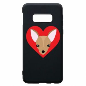 Phone case for Samsung S10e A little dog
