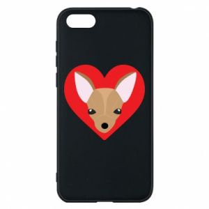 Phone case for Huawei Y5 2018 A little dog