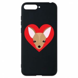 Phone case for Huawei Y6 2018 A little dog