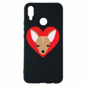 Phone case for Huawei P Smart Plus A little dog