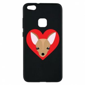 Phone case for Huawei P10 Lite A little dog
