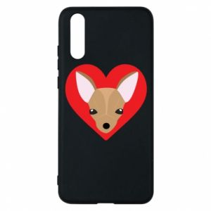 Phone case for Huawei P20 A little dog