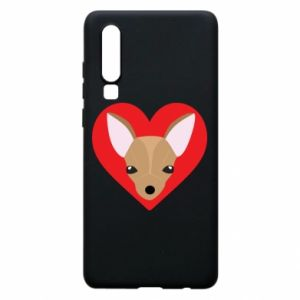 Phone case for Huawei P30 A little dog