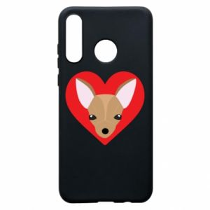 Phone case for Huawei P30 Lite A little dog