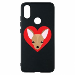 Phone case for Xiaomi Mi A2 A little dog