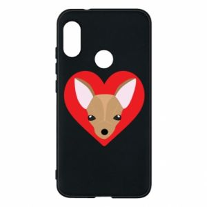 Phone case for Mi A2 Lite A little dog