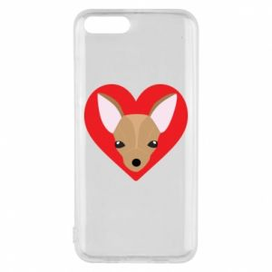 Phone case for Xiaomi Mi6 A little dog