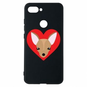 Phone case for Xiaomi Mi8 Lite A little dog